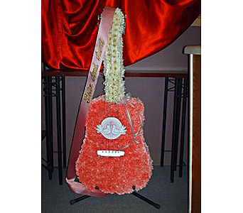 Guitar in Timmins ON, Timmins Flower Shop Inc.