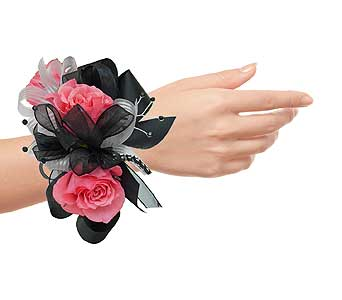 Classy Lady Corsage in Dallas TX, In Bloom Flowers, Gifts and More