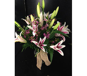 Lilies in Mooresville NC, All Occasions Florist & Boutique