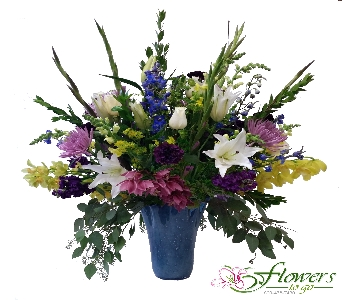 Platinum Style & Elegance in send WA, Flowers To Go, Inc.