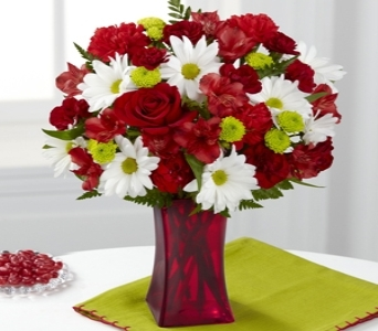 Cherry Sweet Bouquet in Noblesville IN, Adrienes Flowers & Gifts