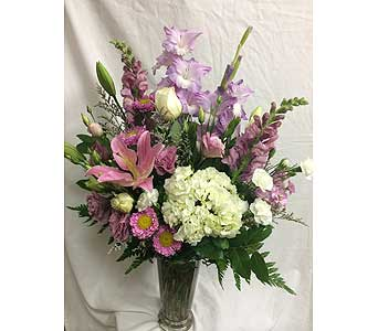 Lavender Dreams in Rancho Cordova CA, Roses & Bows Florist Shop