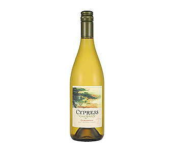 Cypress Vineyards Chardonnay in Columbus OH, OSUFLOWERS .COM