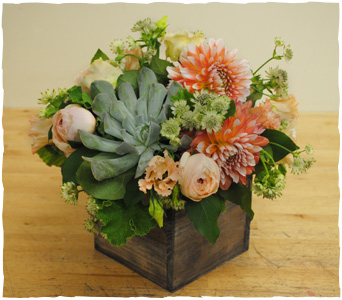 Gateway to Autumn in New York NY, Starbright Floral Design