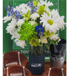 Seahawks Spirit in Kennewick WA, Heritage Home Accents & Floral