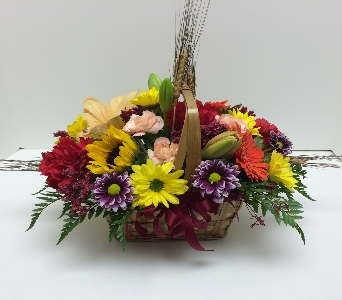 Fall into Autumn in Waverly NY, Jayne's Flower Shop