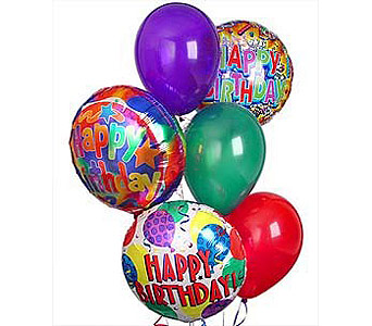 Birthday Balloons in Rockville MD, Flower Gallery
