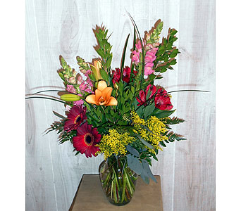 High 5 in Dallas TX, Petals & Stems Florist