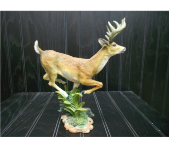Deer Figure in Ionia MI, Sid's Flower Shop