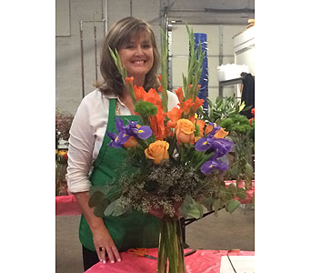 Treasure Yourself in Dallas TX, Petals & Stems Florist