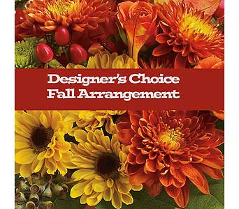 Florist Choice Fall Design in Timmins ON, Timmins Flower Shop Inc.