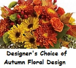 Fall Arrangement in Timmins ON, Timmins Flower Shop Inc.