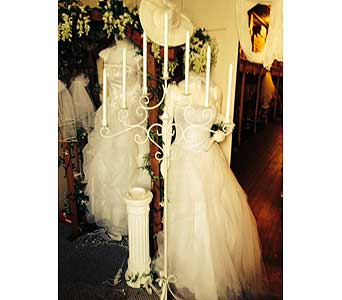 7 Candle Candelabra in Loudonville OH, Four Seasons Flowers & Gifts