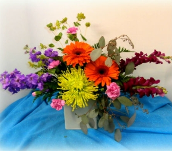 Summer Spice in Asheville NC, Kaylynne's Briar Patch Florist, LLC