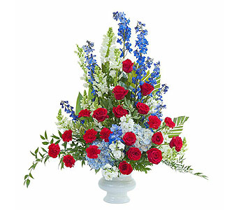 Honor Large Urn in Corpus Christi TX, Always In Bloom Florist Gifts