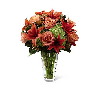 FTD Dawning Delight Bouquet by Vera Wang in Detroit and St. Clair Shores MI, Conner Park Florist