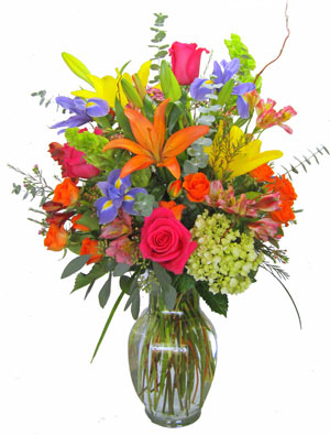 Spring Awakening in Winston-Salem NC, George K. Walker Florist