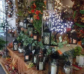 Home Decor in St. Joseph MO, Butchart Flowers Inc & Greenhouse