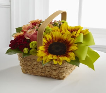 Bright Day Basket in Indianapolis IN, George Thomas Florist