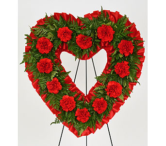 Vital Spirit Heart in Indianapolis IN, Gillespie Florists