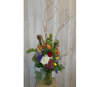 Willow in the Wind in Dallas TX, Petals & Stems Florist