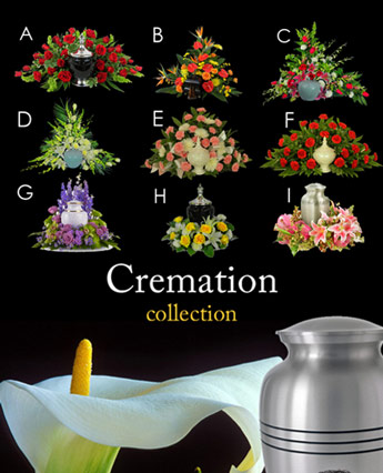 Cremation Collection in Winston-Salem NC, George K. Walker Florist