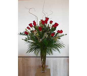 Modern 24 in Dallas TX, Petals & Stems Florist