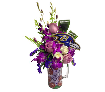 Football Mug in Baltimore MD, Raimondi's Flowers & Fruit Baskets