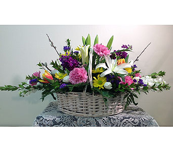Burst of Spring in Toms River NJ, Village Florist