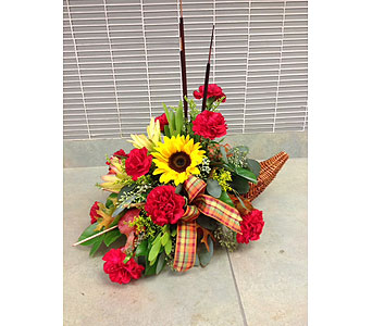 Autumn Cornucopia in Markham ON, Metro Florist Inc.
