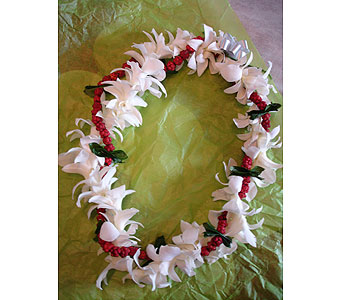 Lei in Honolulu HI, Marina Florist