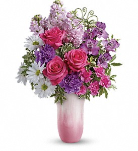 Teleflora's Petal Perfect Bouquet in Marcellus NY, Blooming Gals Bouquets & Gifts