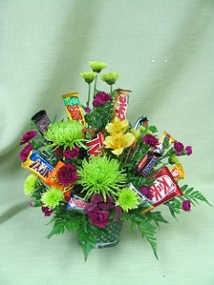 Flowers and Candy in Brandon MB, Carolyn's Floral Designs
