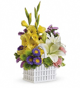 A Garden's Gifts Bouquet by Teleflora in Liverpool NY, Creative Florist