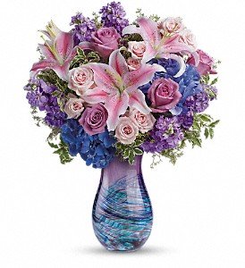 Teleflora's Opulent Artistry Bouquet in Grass Lake MI, Designs By Judy