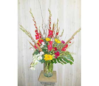 Star of Dallas in Dallas TX, Petals & Stems Florist
