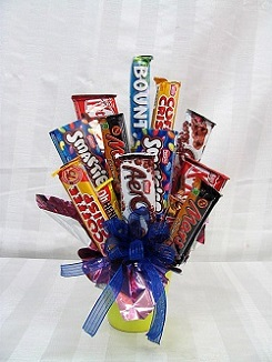 Chocolate Bouquet in Brandon MB, Carolyn's Floral Designs
