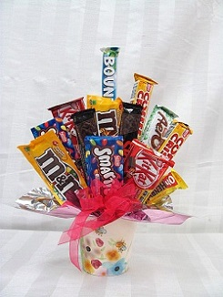 Chocolate Arrangement in Brandon MB, Carolyn's Floral Designs