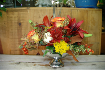 Autumn Elegance in Northfield MN, Forget-Me-Not Florist