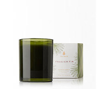 Frasier Fir Candle in Detroit and St. Clair Shores MI, Conner Park Florist