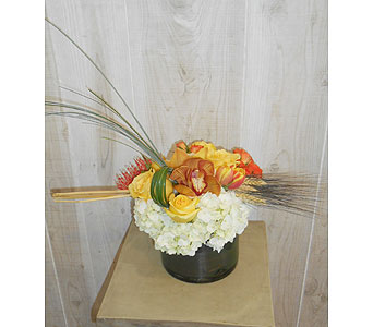 Wheattastic in Dallas TX, Petals & Stems Florist