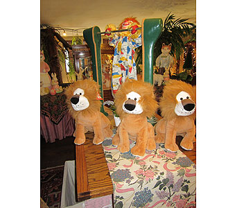 Stuffed Animals in San Antonio TX, Allen's Flowers & Gifts