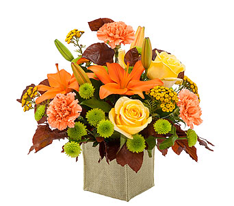 Autumn Prairie in Charlottesville VA, A New Leaf Florist