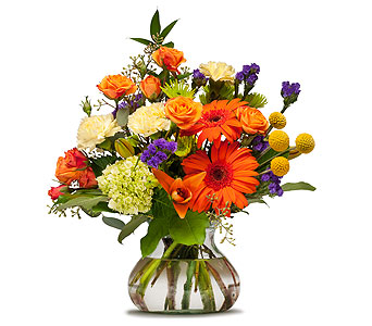 Papaya Whip in Brockton MA, Holmes-McDuffy Florists, Inc 508-586-2000