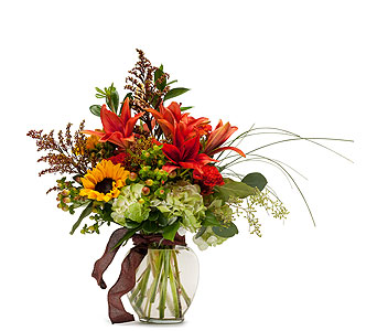 Autumn Breeze in Charlottesville VA, A New Leaf Florist