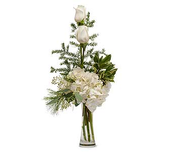 Heavenly White in Sault Ste Marie MI, CO-ED Flowers & Gifts Inc.
