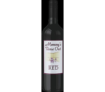 Mommy's Time Out Delicious Red in Algoma WI, Steele Street Floral