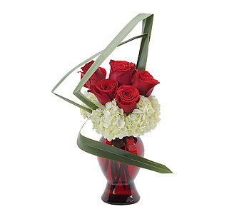 Abstract Love in Stamford CT, NOBU Florist & Events
