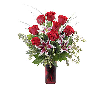 Loving Gaze in Spartanburg SC, A-Arrangement Florist