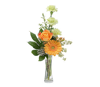 Orange U Glad in Lockport NY, Gould's Flowers, Inc.